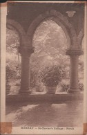 S0021-16 Postal - BOMBAY - St. Xavier's College  - PORCH - India