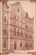 S0021-19 Postal - BOMBAY - St. Xavier's College - FROM TENNIS COURT - Unclassified