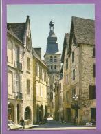 Dépt 24 -  SARLAT - Rue Et Place De La Liberté - Sarlat La Caneda