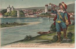 Trompeter Von SÄCKINGEN - Waldshut-Tiengen