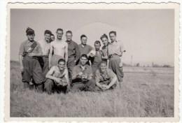 FOTOGRAFIA - MILITARI - Formato Cm. 6 X 9 Circa - Guerre, Militaire