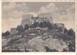 Campobasso - Castello Monforte - Campobasso