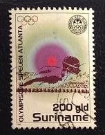 Surinam / 1996 / Mi 1557 / used