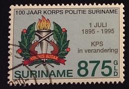 Surinam / 1995 / Mi 1520 / used