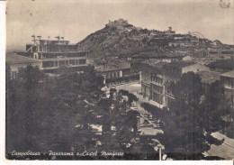 Campobasso - Panorama E Castel Monforte - Campobasso