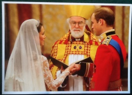 Marriage Of HRH Prince William Of Wales With Miss Catherine Middleton At Westminster Abbey 29th April 2011 - Royal Families