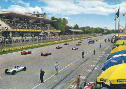 Sports - Courses Automobiles - Voitures De Course - Monza - Tribunes - Postkaarten