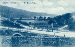 BELGIQUE COUVIN / Les Trois-Ponts / - Couvin