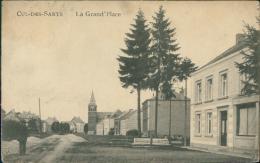 BELGIQUE CUL DES SARTS / La Grand'Place / - Cul-des-Sarts