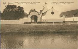 BELGIQUE DAMME / Ferme Saint-Christophe En Face Du Pont Du Canal / - Damme