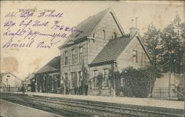 BELGIQUE DILBEEK / Station / - Dilbeek