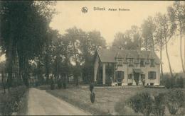BELGIQUE DILBEEK / Maison Bretonne / - Dilbeek
