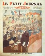 LE PETIT JOURNAL-1929-1991-PORT LEGUE-ALSACE-ECHASSIERS INDIGENES COMTE DE KENT