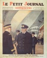 LE PETIT JOURNAL-1929-2006-LOI LOUCHEUR-DIRIGEABLE COMTE ZEPPELIN-GYRO WHEEL-TR