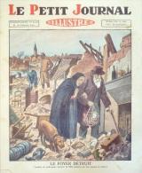 LE PETIT JOURNAL-1930-2049-LISIEUX -BYDROGLISSEUR-INONDATION S DU MIDI