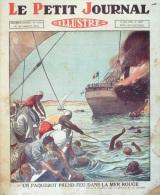 LE PETIT JOURNAL-1930-2059-PAQUEBO T ASIA/DJEDDAH INCENDIE-LIEGE/PAYS WALLON-