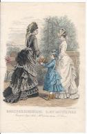 Magasin Des Demoiselles 1875 - Lithographies