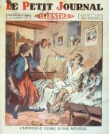 LE PETIT JOURNAL-1931-2120-ST SEBASTIEN-CARILLONS BELGIQUE-TOLEDE-COIFFURES