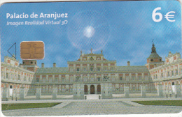 SPAIN - Palacio De Aranjuez, 10/03, Used - Spain