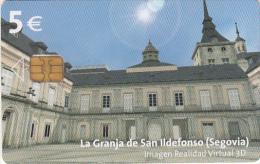 SPAIN - La Granja De San Ildefonso(Segovia), 01/06, Used - Spain
