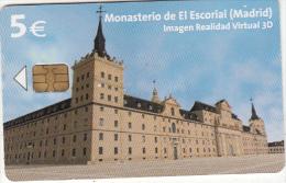 SPAIN - Monasterio De El Escorial (Madrid), 04/05, Used - Spain