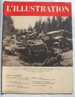 WW II:L�ILLUSTRATION:1940:.. FINLANDE..PAPE PIE XII - LE ROI D'ITALIE...L'ARMEE MOTORISEE.LE GRAF SPEE..ANATOLIE.. Etc..