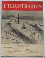 WW II:L�ILLUSTRATION:1941:BO MBARDEMENTS de LONDRES..D'ARSONVAL...MAR SEILLE...Etc....