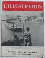 WW II:L�ILLUSTRATION:1942:AF RIQUE du NORD..ITALMIENS... FRONT RUSSE...NIGER...Etc...