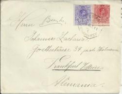 CC ALFONSO XIII A ALEMANIA CON MAT AMBULANTE ASC CASTRO URDIALES BILBAO 1 - Cartas