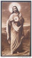 IMAGE PIEUSE Des Années 1920/30:  SACRE COEUR DE JESUS  / HOLY CARD Sacred Heart Of Jesus / SANTINO - Images Religieuses
