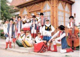 Kaszubski Folklore Folklorique Groupe Groep Muziek Musique Accordeon Cello Fluit Flute - Música