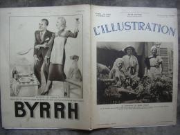 L�ILLUSTRATION 4953 VALENCE/ PAYS BAS/ VILLEJUIF/ Italie/ Espagne/ CUISINE MILITAIRE/  5 f�vrier 1938