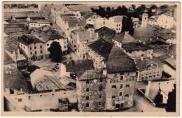 GLORENZA - FOTO AEREA - BOLZANO - 1930 - Storia Postale - Vedi Retro - Bolzano (Bozen)