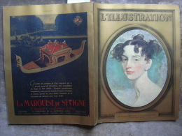 L�ILLUSTRATION 4996 NUMERO DE NOEL/ JOUVE/ ART ANGLAIS/ DE TEJADA/ MERCIER 3 d�cembre 1938