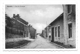 Carte Postale - MOMALLE - Rue De Hodeige - CPA  // - Remicourt