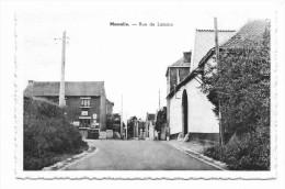Carte Postale - MOMALLE - Rue De Lamine - CPA  // - Remicourt