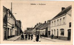 Jabbeke  2 CPA         Hoogstraat - Jabbeke