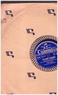 Disque 78 Tours TINO ROSSI LA BELLE OUVREZ  MOI DONC   J AI DEUX CHANSONS  COLUMBIA  LF 205 - 78 T - Disques Pour Gramophone