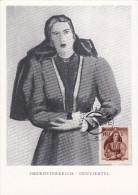 Carte Maximum AUTRICHE N° Yvert 751A  (OBEROSTERREICH) Obl Sp 1949 - Maximumkarten (MC)