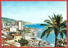 CARTOLINA VG ITALIA - ARMA DI TAGGIA (IM) - Scorcio Panoramico - 10 X 15 - ANNULLO ARMA DI TAGGIA 1970 - Imperia