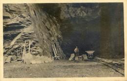 Lacaune - Les Ardoisières - Entrée Du Grand Tunnel - Vagonet - Non Classificati