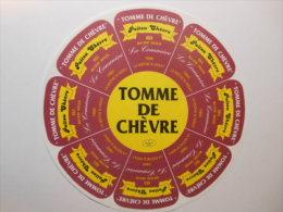 TGE79015 - étiquette De Fromage TOMME DE FROMAGE LE COMMÉRÉ - LA MOTHE SAINT HERAY - Deux-Sèvres - Fromage