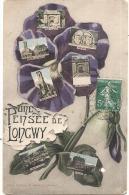Une Pensee  De  LONGWY  TTB - Longwy