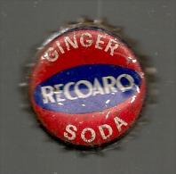 Tappo a corona Ginger Soda Recoaro