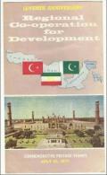Pakistan 1971 MNH RCD WITHOUT STAMP  Information LEAFLET BROCHURE - Pakistan