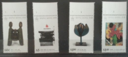 HONG  KONG  -   Cheug Yee / Lui Shou -Kwan / Van Lau / Chan Luis - 1997-... Chinese Admnistrative Region