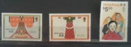HONG  KONG  -   Historica Chinese Costumes - 1997-... Chinese Admnistrative Region