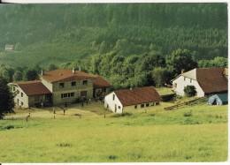 """LUSSE (Vosges) Chaume Colonie St-Bernard """"La Bouille"""" Par Provenchères- VOIR 2 SCANS - - Autres Communes"""