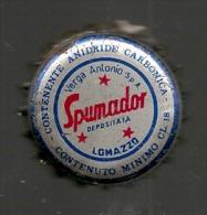 Tappo A Corona Spumador - Verga Antonio S.p.A. - Lomazzo (Como) - Kronkorken