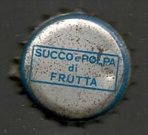 Tappo A Corona Succo E Polpa Di Frutta - Kronkorken